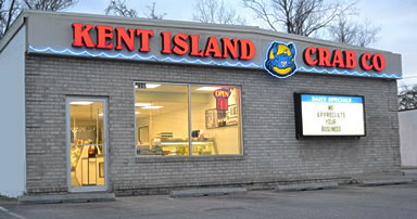 Kent Island Crab Co. Store
